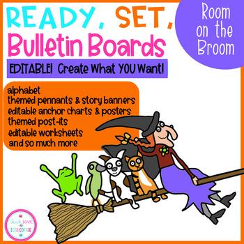 Ready, Set, Bulletin Boards Room on the Broom
