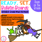 Ready, Set, Bulletin Boards Room on the Broom