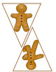 Ready, Set, Bulletin Boards The Gingerbread Man (EDITABLE)