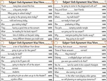 Ready, Set, Communicate! {task cards for Grammar}