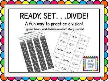 Ready, Set...Divide!
