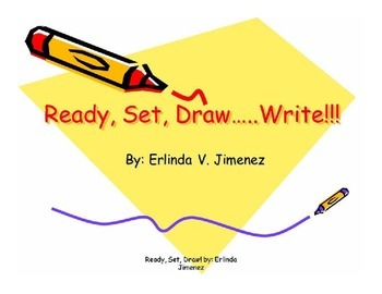 Ready, Set, Draw!.......Write!