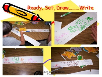 Ready, Set, Draw!.......Write! Purchased Edition