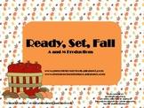 Ready, Set, Fall (manipulative version)