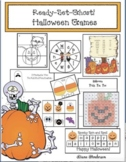 Ready Set Ghost! A Dozen Halloween Games Perfect For Party Day