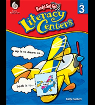 Ready! Set! Go! Literacy Centers: Level 3