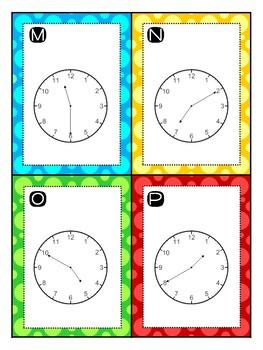 Ready, Set, Go! Math read the room activites