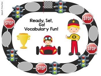 Ready Set Go Vocabulary