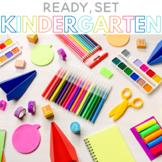 Ready, Set, Kindergarten: 75+ Activities to Prepare for Ki