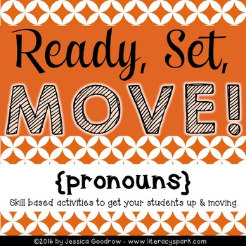 Ready, Set, MOVE! {Pronouns}