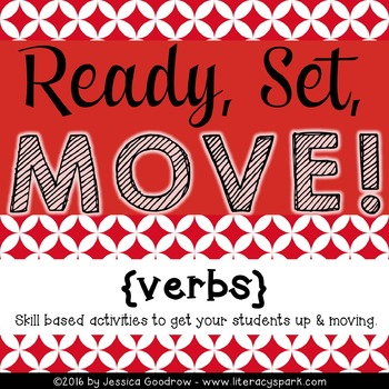 Ready, Set, MOVE! {Verbs}