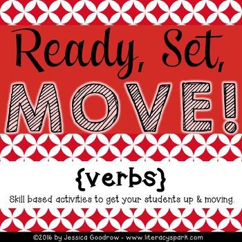 Ready, Set, MOVE! {Verbs}
