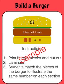 Place Value 5 Activity Set.