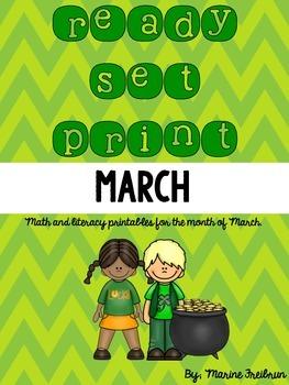 Ready, Set, PRINT! March