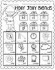 Ready, Set, Print: December Math and Literacy Printables