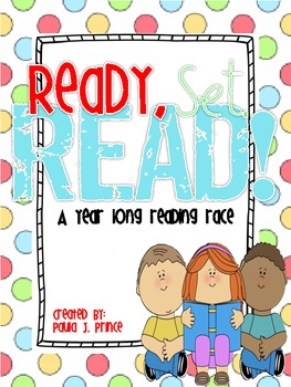 Ready, Set, READ! A Year Long Reading Race