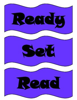 Ready Set Read Dolch Word Cards Pre-Primer-Third Grade