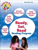Ready, Set, Read: Reading Program – Complete 100 Lessons