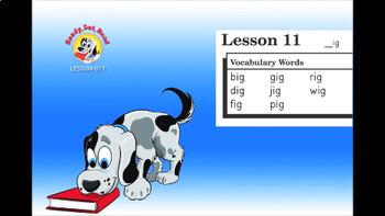 Ready, Set, Read: Video Bundle, Lessons 11-15 Short Vowels