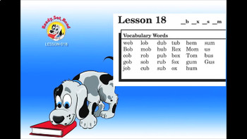 Ready, Set, Read: Video Bundle, Lessons 16-20 Short Vowels