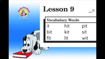 Ready, Set, Read: Video Bundle, Lessons 6-10 Vowels Short A and Short I