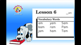 Ready, Set, Read: Video Bundle, Lessons 06-10 Vowels Short A and Short I