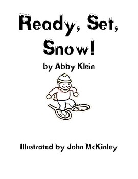 Ready, Set, Snow! Guided Reading Novel Guide