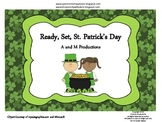 Ready, Set, St. Patrick's Day (easy assembly version)