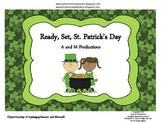 Ready, Set, St. Patrick's Day (easy assembly version)