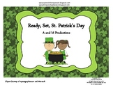 Ready, Set, St. Patrick's Day (manipulative version)