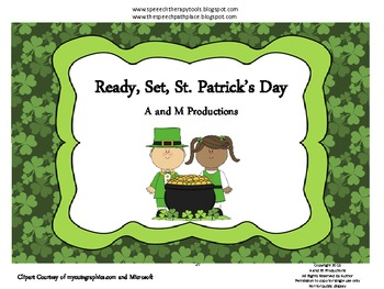 Ready, Set, St. Patrick's Day (manipulative version)