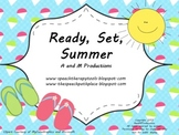 Ready, Set, Summer (easy assembly version)