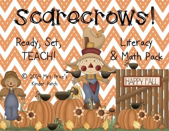 Ready, Set, Teach: Scarecrows!