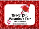 Ready, Set, Valentine's Day (easy assembly version)