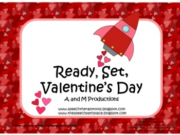 Ready, Set, Valentine's Day (manipulative version)