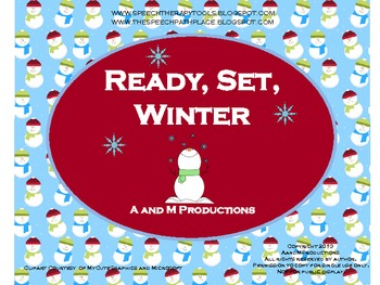 Ready, Set, Winter (easy assembly version)