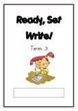 Ready Set Write- Journal Prompts 3