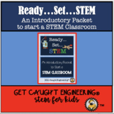 STEM and Maker Space Notebook for Students