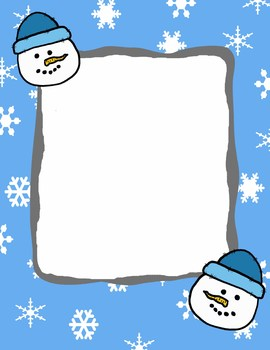 Ready To Go Winter Cover Page