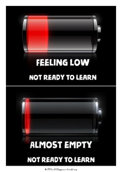 Ready To Learn- iPhone Battery Chart