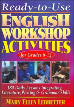 English Workshop Activities for Grades 6-12