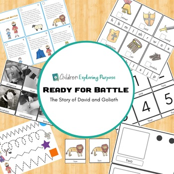 Ready for Battle: The Story of David & Goliath and the Armor of God