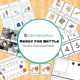 Ready for Battle: The Story of David & Goliath and the Arm