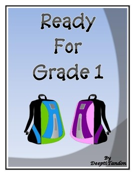 Ready for Grade 1