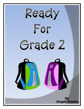 Ready for Grade 2