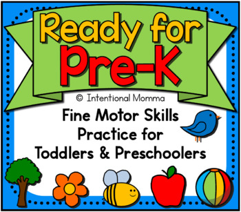 Ready for Pre-K