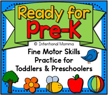Ready for Pre-K