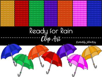 Ready for Rain Clipart