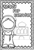 Ready for Ramadan Activity Book for little sisters