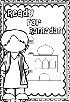Ready for Ramadan for little brothers